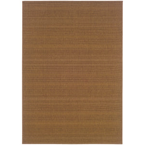 Oriental Weavers Lanai Tan Solid 781N7 Area Rug