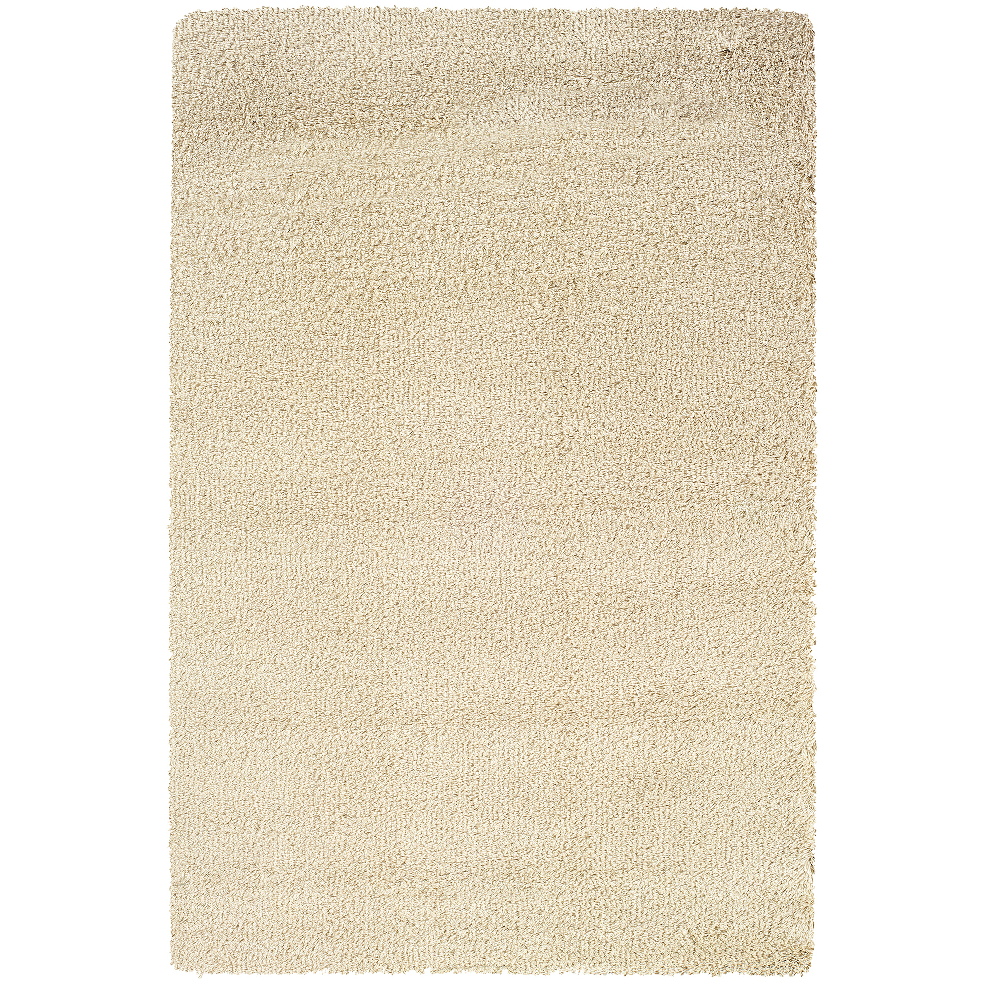 Oriental Weavers Loft Collection Ivory Solid 520W4 Area Rug