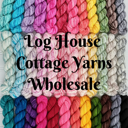 Log House Cottage Yarns Wholesale