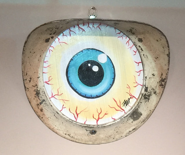 """Eye"" by William ""Bubba"" Flint"