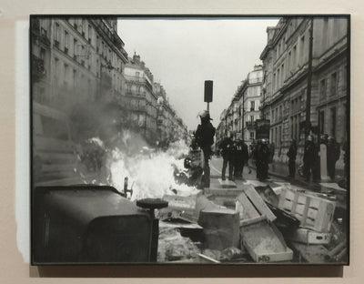 """Paris is Burning"" by Lev Bourliot"