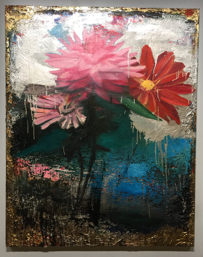 """Floral Magic"" by Scott Dykema  $3600"