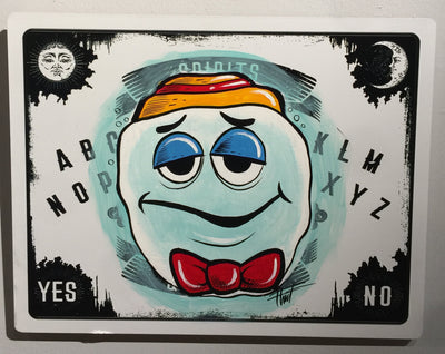 """Boo Berry"" by William ""Bubba"" Flint  $130"