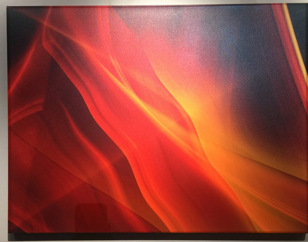 """Hot Molten Love"" by Anne Griffin  $425"