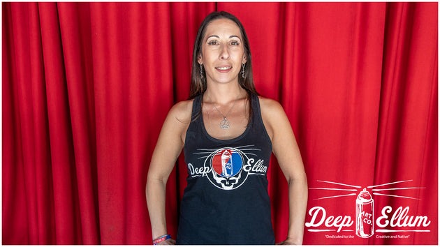 Ltd. Edition Female Dead Logo Tank | Black