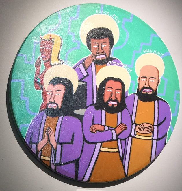 """Jesus Squad"" by Steve Cruz"