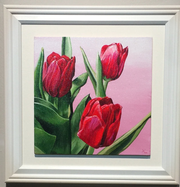 """Tulips"" by Denise Najera"