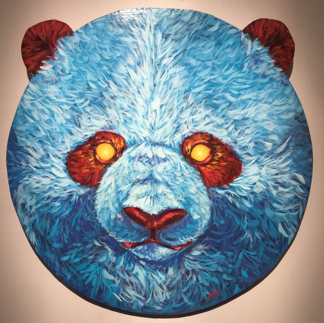 """Primary Panda"" by Alec DeJesus"