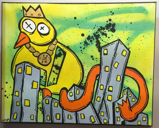 """Chicken King"" by Matt Lumpkins"