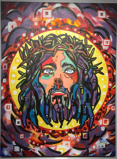 """Son of Man"" by David Pech"