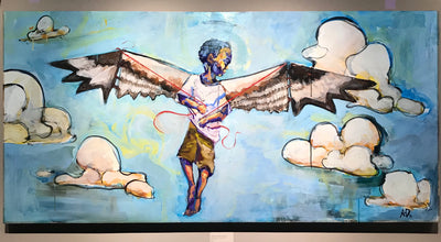 """Make Your Own Wings"" by Alec DeJesus"