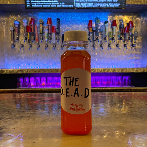 The D.E.A.D 12oz To-Go Craft Cocktail