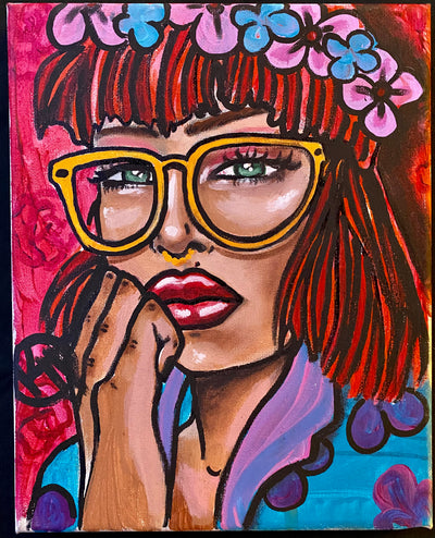 'Flower Girl' by Kyle Huffman
