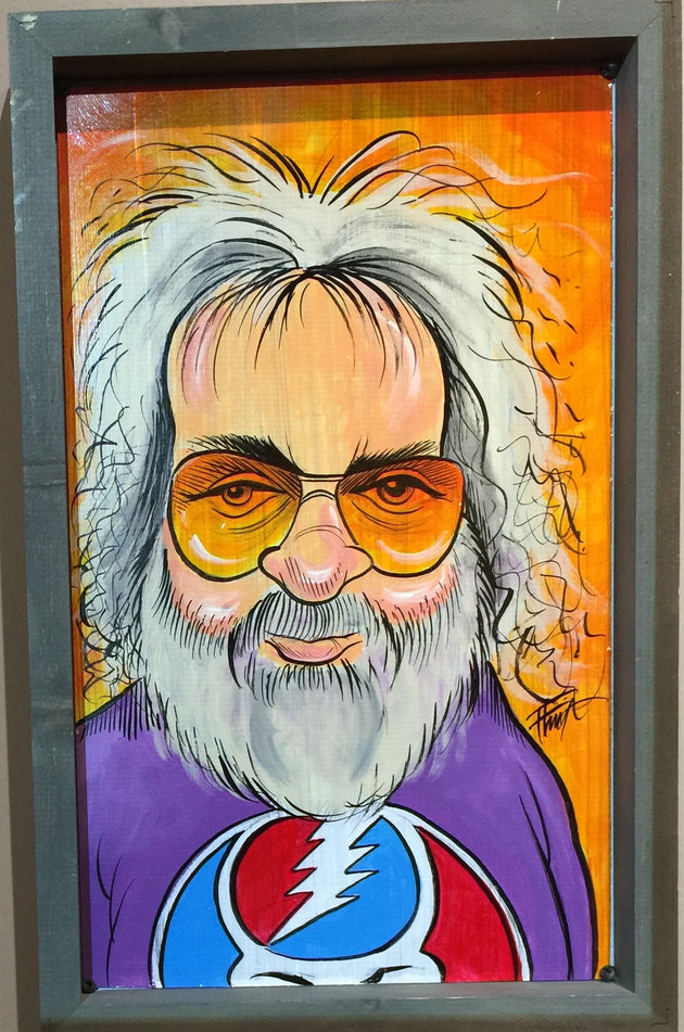 """Deadhead"" by William ""Bubba"" Flint"
