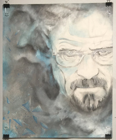 """Heisenburg"" by Alex Hundemer  $250"