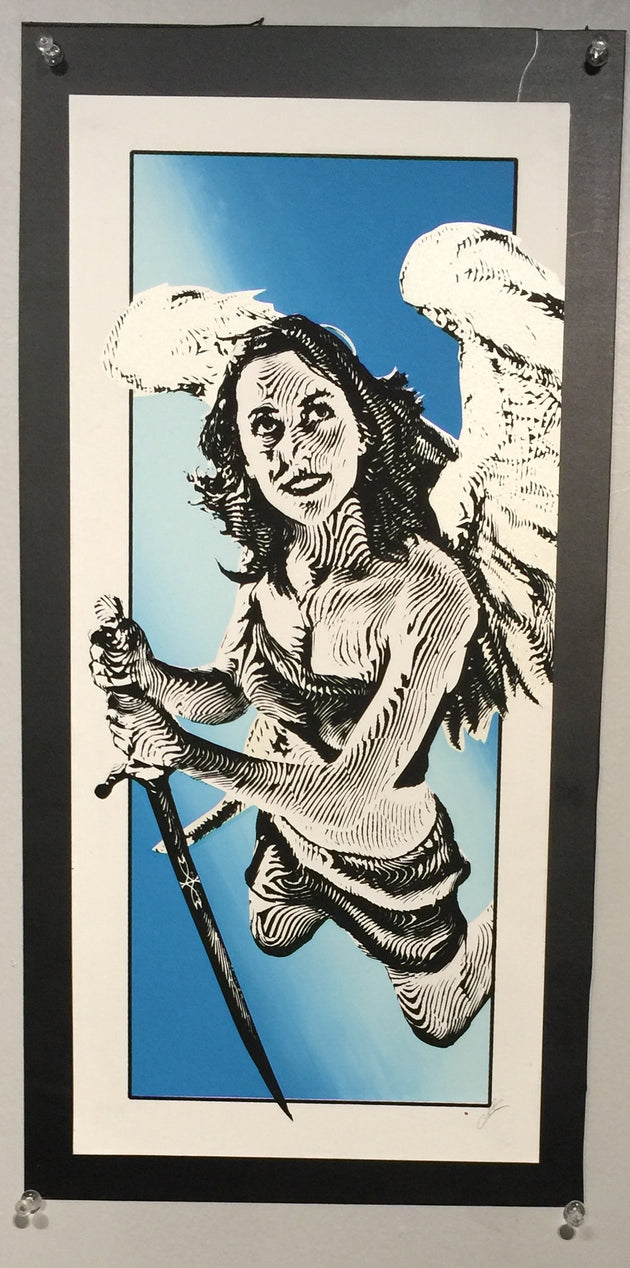 """Angel"" by James Cole  $50"