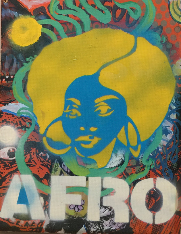"""AFRO"" by The AMAZING Hancock Brothers"