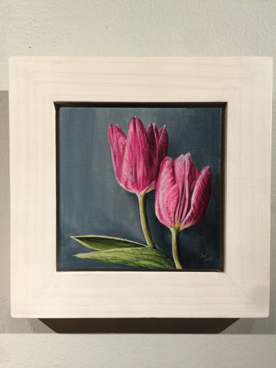 """Tulip Blooms"" by Denise Najera  $100"