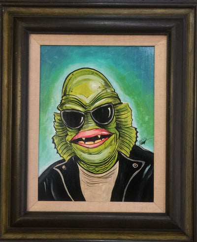 """Creature from Black Lagoon"""