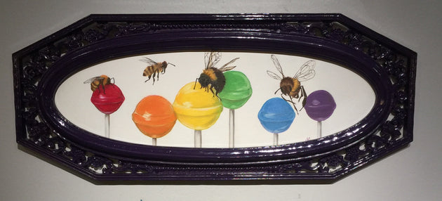"""Taste the Rainbow"" by Janae Corrado $350"