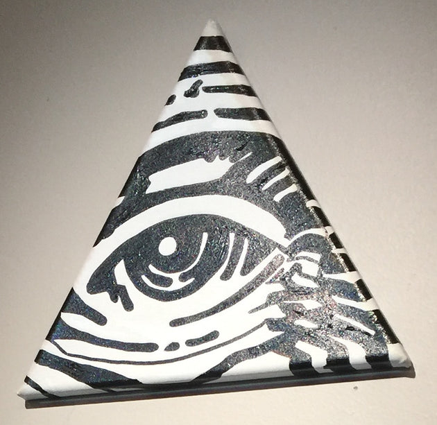 """Illuminati"" by David Pech"