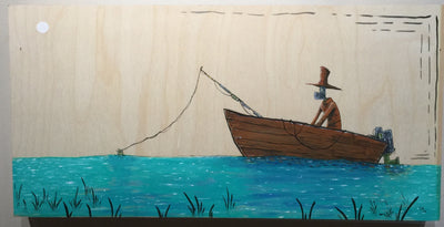 """The Fisherman"" by Chase Fleischman"