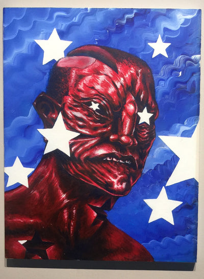 """When the Merica kicks in"" by J. Tanner $200"