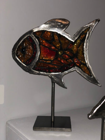 """Fishes #1"" by Pascale Pryor"