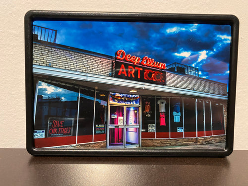 """Moody ArtCo"" magnet by Andrew Sherman @drewliophotography"