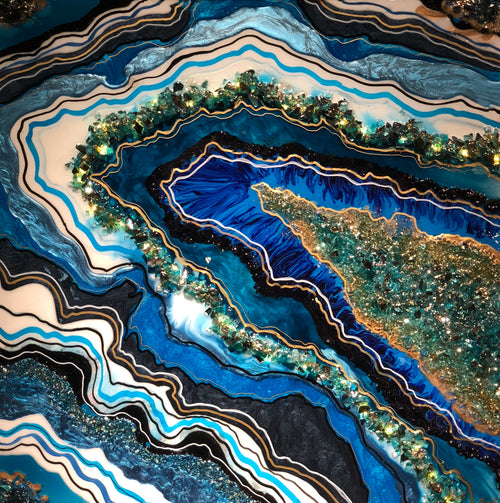 """Urban Geode"" by Jeff Thornton & Erika Bauer"