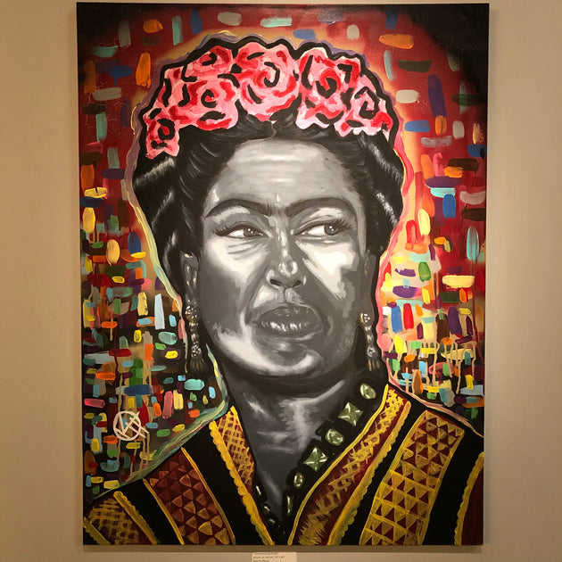 """The Immortal Frida"" by Kyle Huffman"