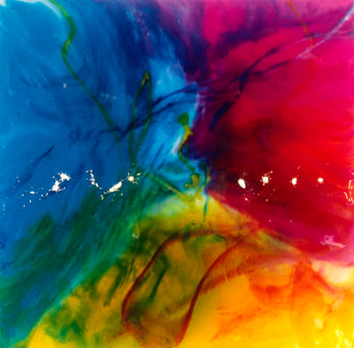 """Melted Rainbow"" by Jeff Thornton & Erikah Bauer"
