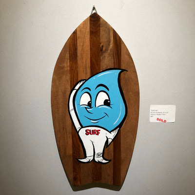 """Surfs Up"" by William ""Bubba"" Flint"