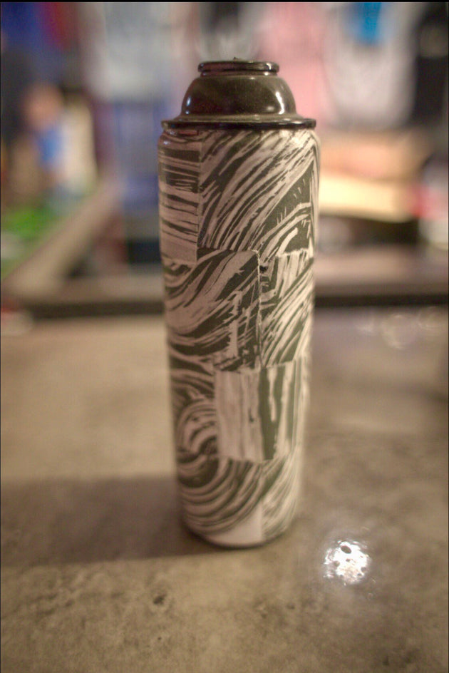 Custom Art Spray Cans
