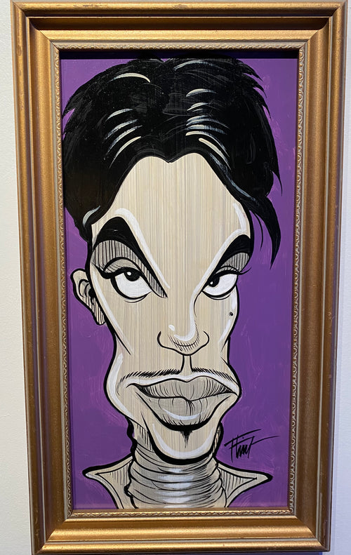 """Prince"" by William 'Bubba' Flint $110"