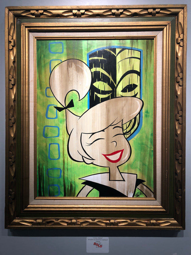 """Judy Jetson"" by William Flint"