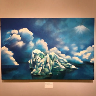 """Dreaming of Icebergs"" by Isaac ""IZK"" Davies"