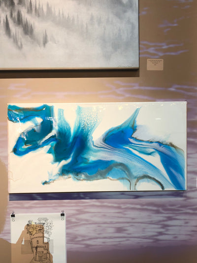 """Mystic Wave""  by Artist till Death Studio"