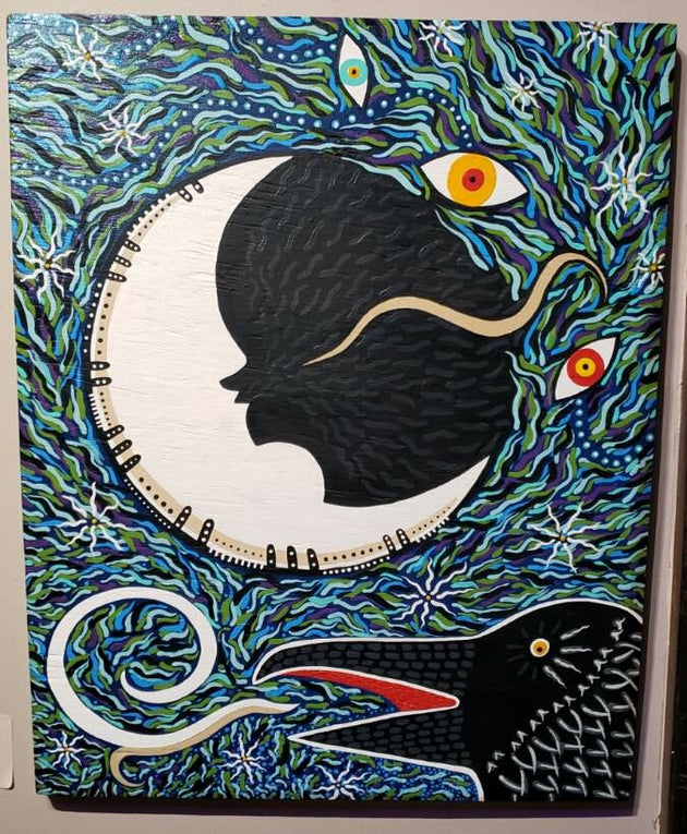 """The Raven Song"" by Cheryl Flewharty"