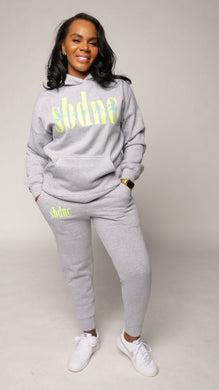 SBDNC Signature Jogger Set - Sport Grey