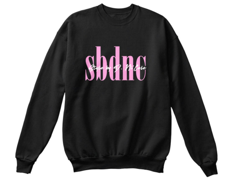 SBDNC Signature Sweatshirt - Black