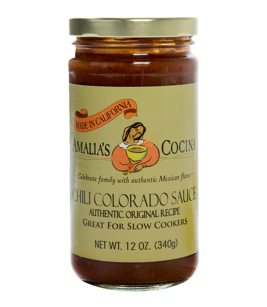 Chili Colorado Sauce
