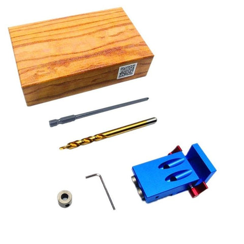 Pocket Hole Jig System + FREE SHIPPING!