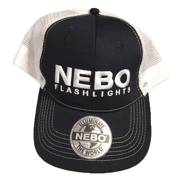 Nebo Flashlight Blue Cap