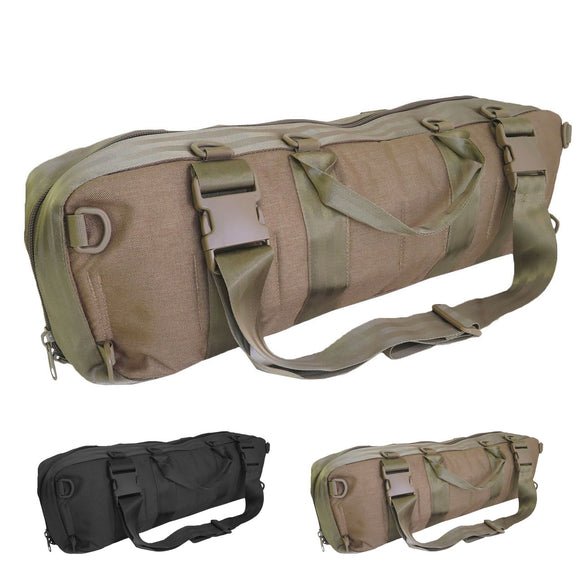 Battle Steel Discreet Compact Weapon / Gun / Rifle Bag Case