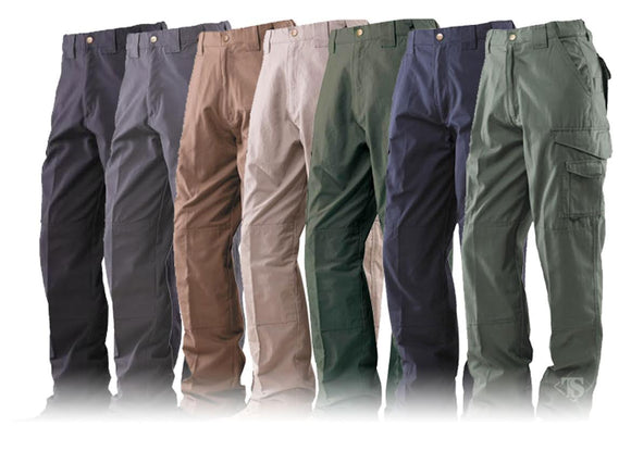 Tru-Spec 24-7 Series Men's Tactical 65/35 Polyester/Cotton Rip-Stop Pants