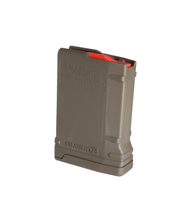 Amend2 OD Green 10rd Magazine
