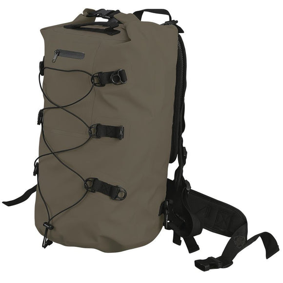 5ive Star Gear River's Edge 40L Waterproof Earth Backpack