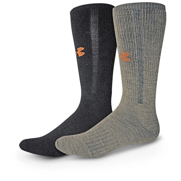 Under Armour Men's ColdGear Outdoor Boot Socks