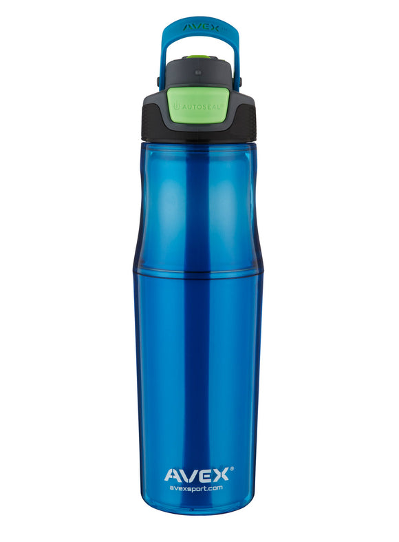 Avex Insulated Brazos Autoseal Water Bottle 24oz